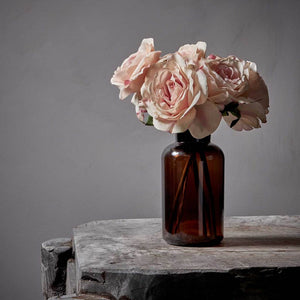Faux Flower Stem - Rose Blush