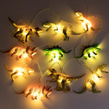 Load image into Gallery viewer, Dinosaur String Lights