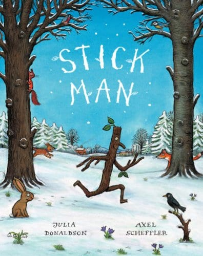 Stick Man Book