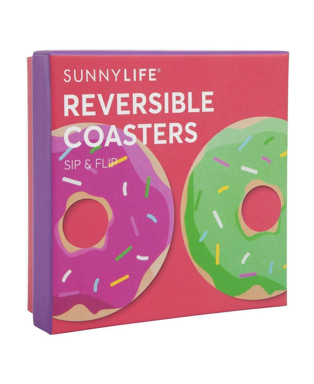Donut Reversible Coasters