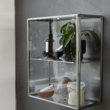 Load image into Gallery viewer, Zinc Wall Cabinet