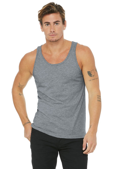 BELLA+CANVAS Jersey Tank