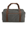 Port Authority Cotton Canvas Duffel