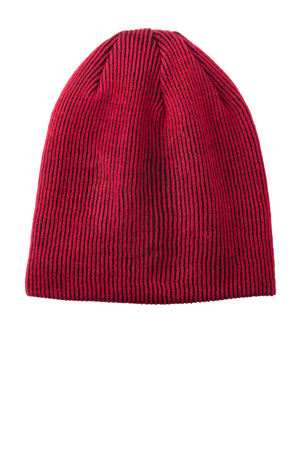 Port Authority Rib Knit Slouch Beanie
