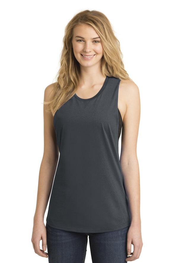 District Women's Fitted VIT Festival Tank