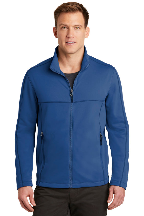 Port Authority Collective Smooth Fleece Jacket