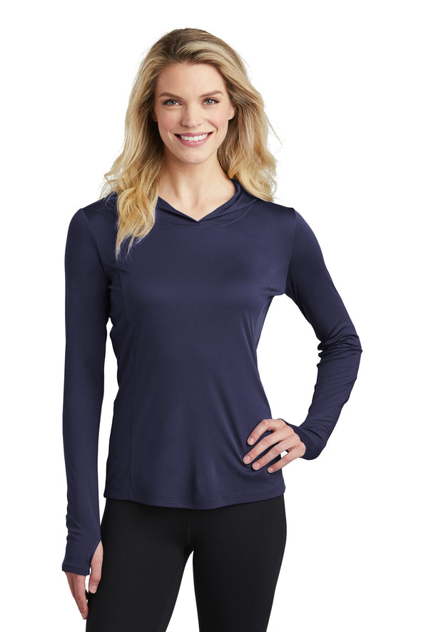 Sport-Tek Ladies PosiCharge Competitor  Hooded Pullover