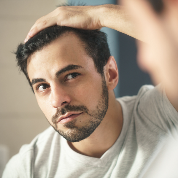 The Truth Behind the Link Between Nutrition and Hair Loss, from a Hair Specialist
