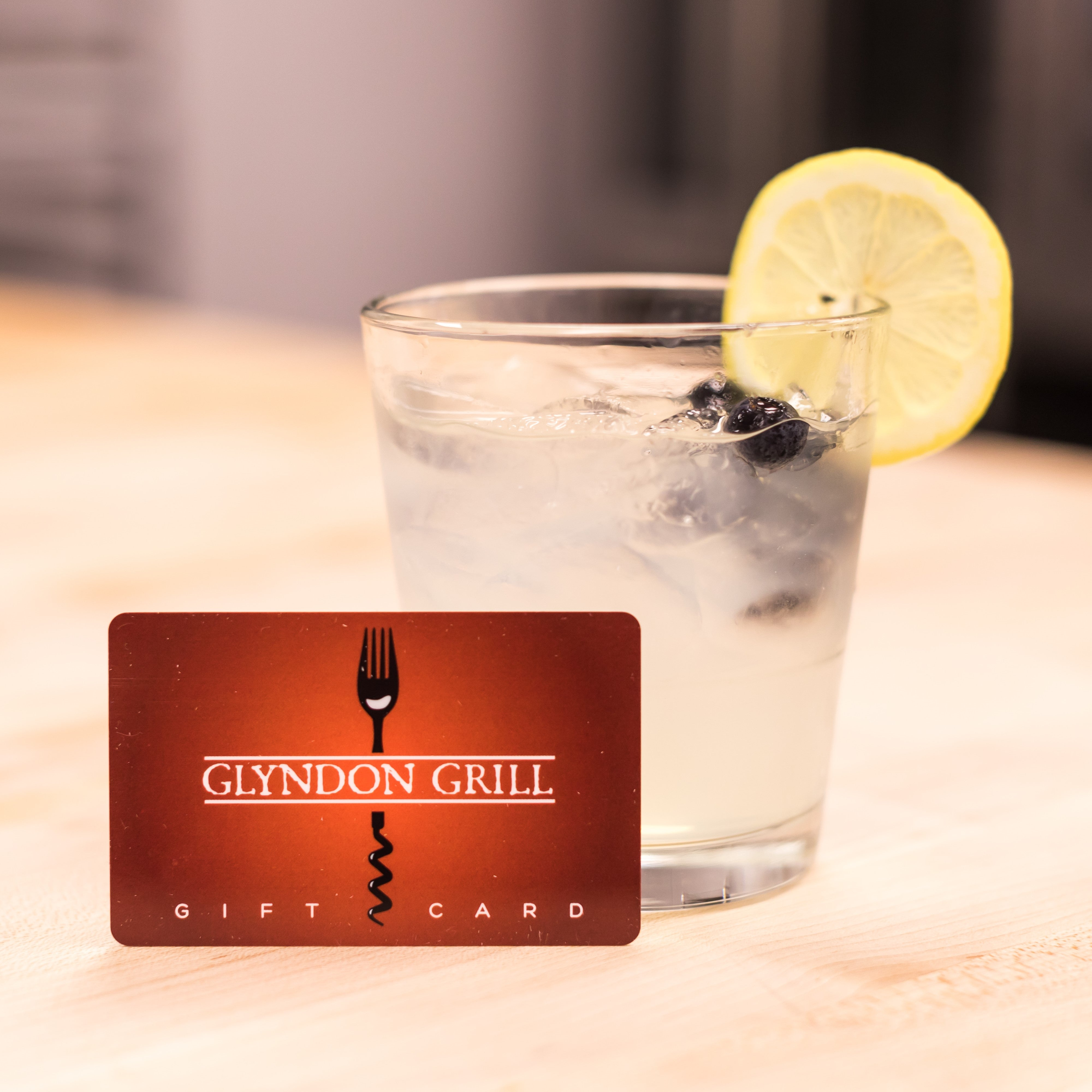 Glyndon Grill Physical Gift Card