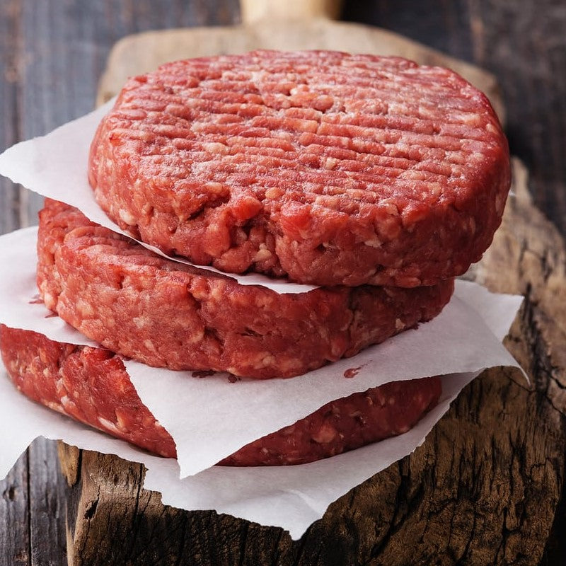 Steakburgers - Roseda Farm - 4-Pack