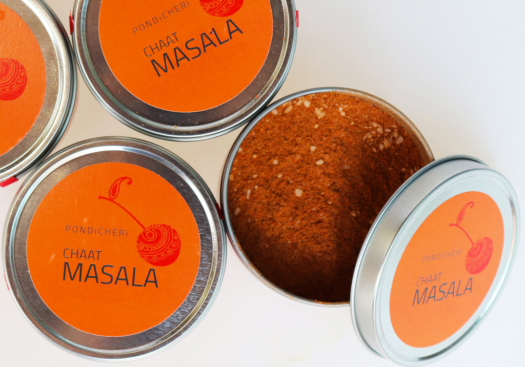 Chaat Masala Tin