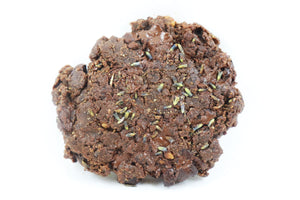 Chocolate Lavender Cookie
