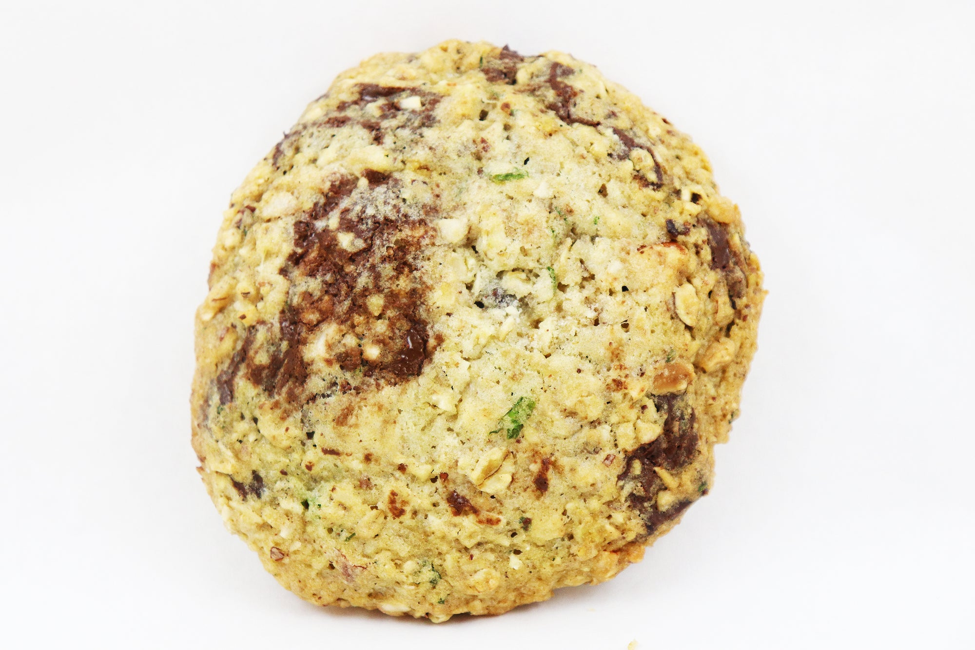 Coconut Chocolate Mint cookie