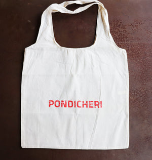 Pondicheri Tote Bag