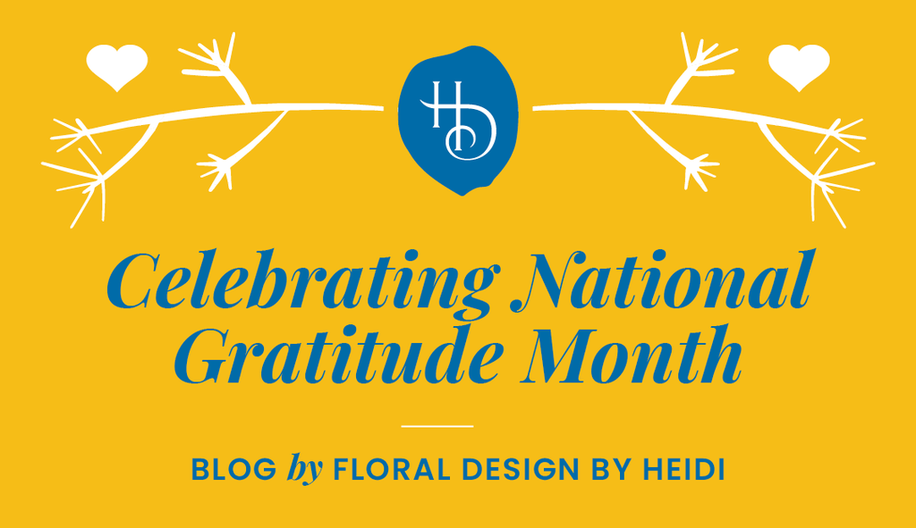 5 Tips For Celebrating National Gratitude Month