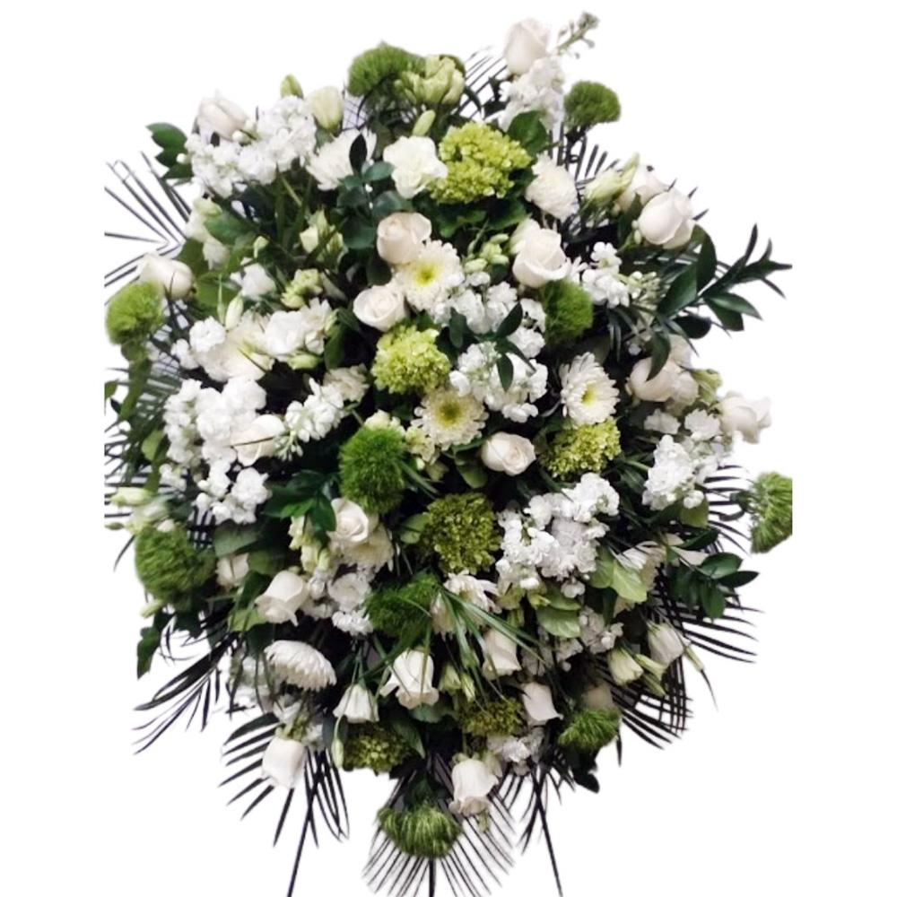 Flower Delivery Florist Funeral Sympathy Naples Nature S Glory Standing Spray