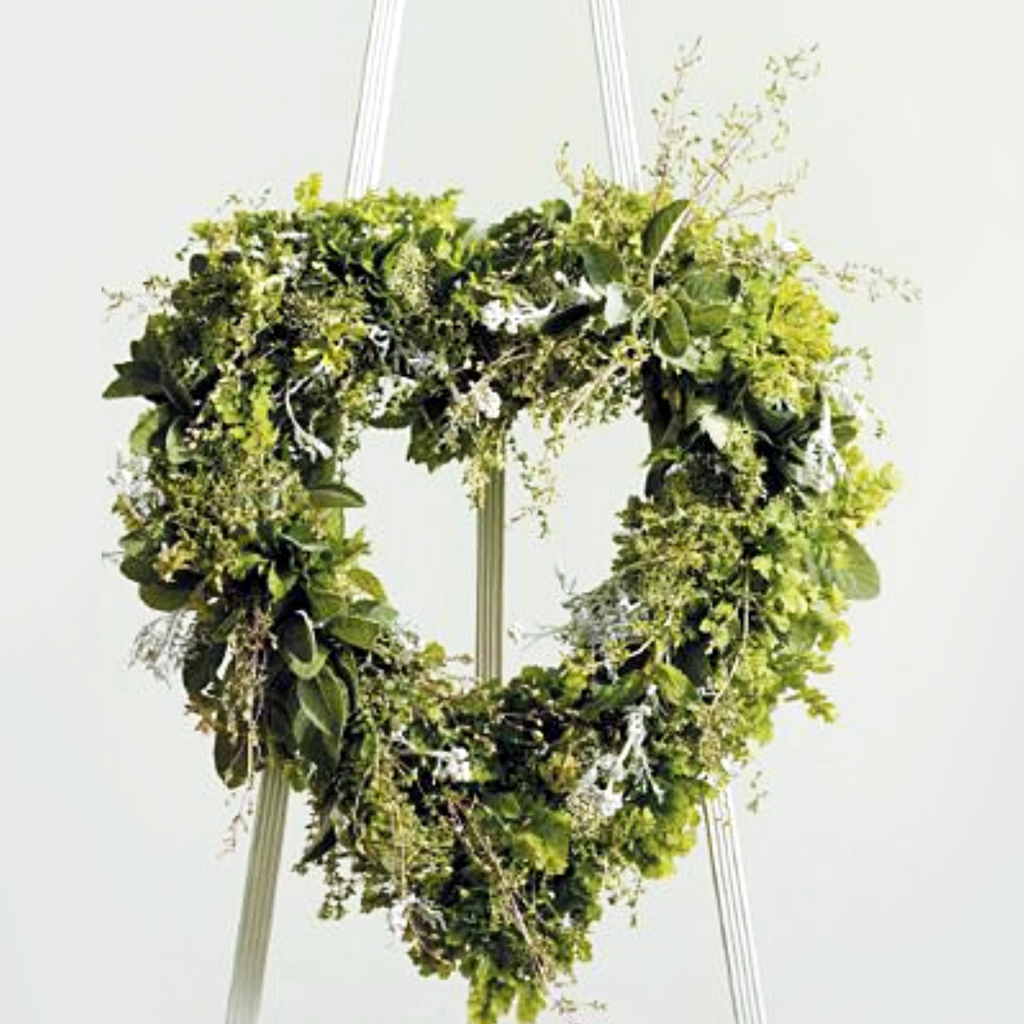 Flower Delivery Florist Funeral Sympathy Naples Nature S Greenery Heart