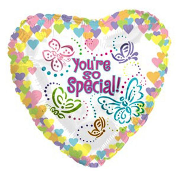 Flower Delivery Florist Same Day Naples 18 Youre So Special Balloon.Jpg