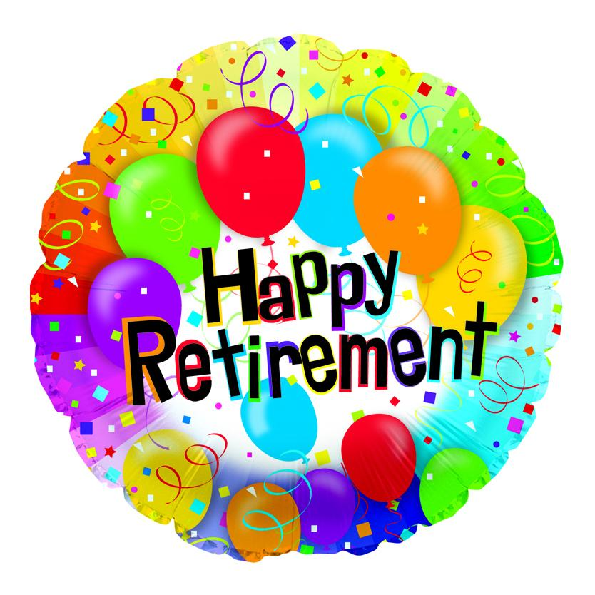Flower Delivery Florist Same Day Naples 21 Happy Retirement Balloon.Jpg