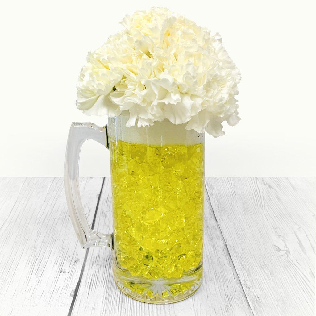 Flower Delivery Florist Same Day Naples Beer Stein Bouquet