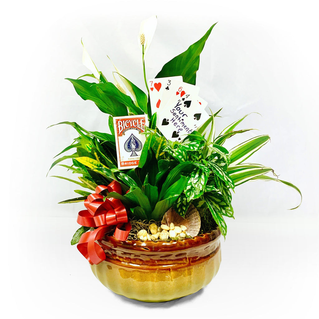 Flower Delivery Florist Same Day Naples Card Players Garden