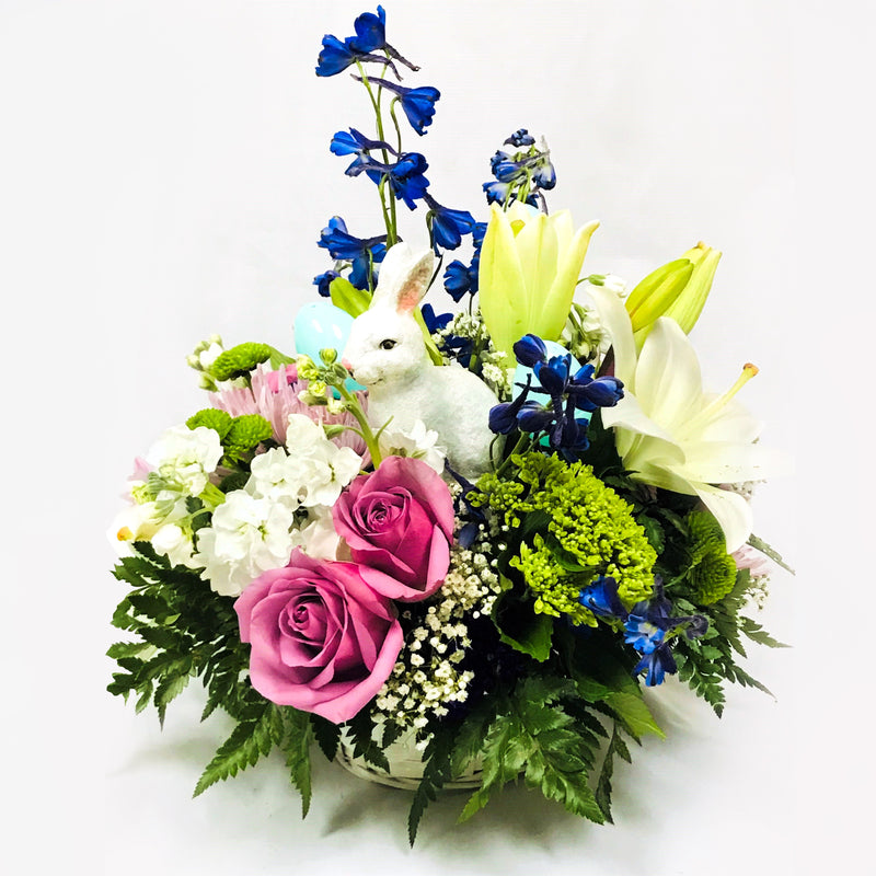 Flower Delivery Florist Same Day Naples Easter In The Provence