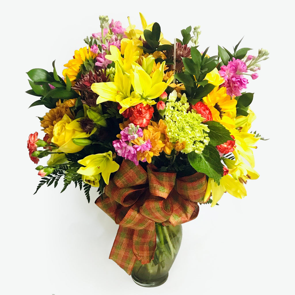 Flower Delivery Florist Same Day Naples Fall Abundance