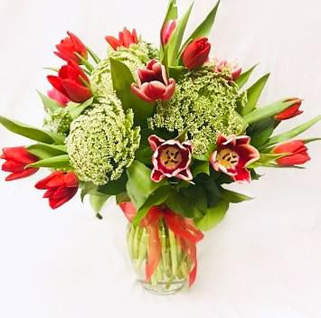 Flower Delivery Florist Same Day Naples Rouge