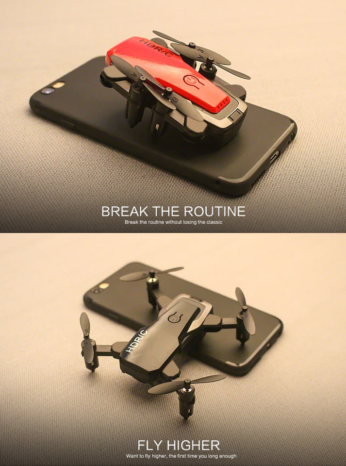 Mini Drone With Camera HD