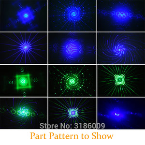 Laser Scanner Light Party DJ Lighting