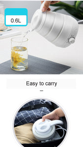 Foldable Electric Kettle for travel