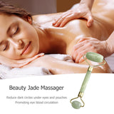 Facial Massage Roller Double