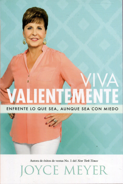 Viva valientemente - Joyce Meyer - Coffee & Jesus