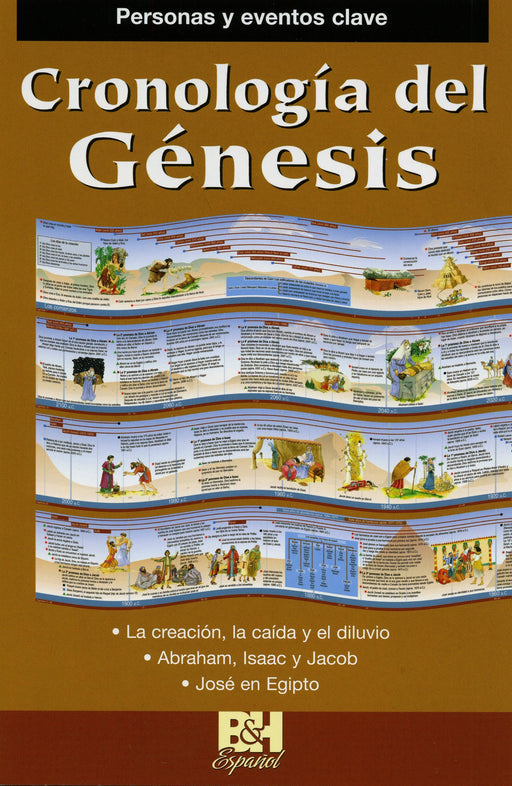 Cronología del Génesis - Rose Publishing - Coffee & Jesus