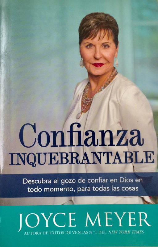 Confianza inquebrantable - Joyce Meyer - Coffee & Jesus