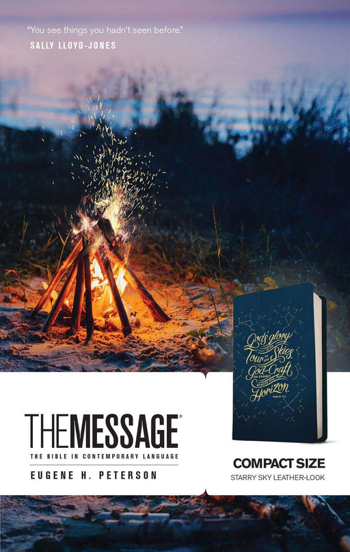 The Message Bible promise book - Coffee & Jesus