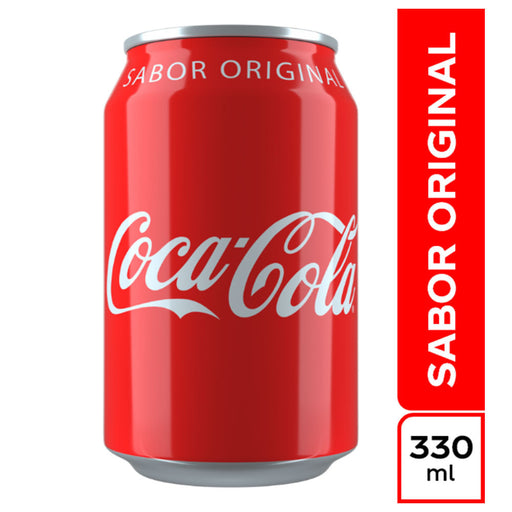 Coca Cola Orignal Lata X 330 ML - Coffee & Jesus