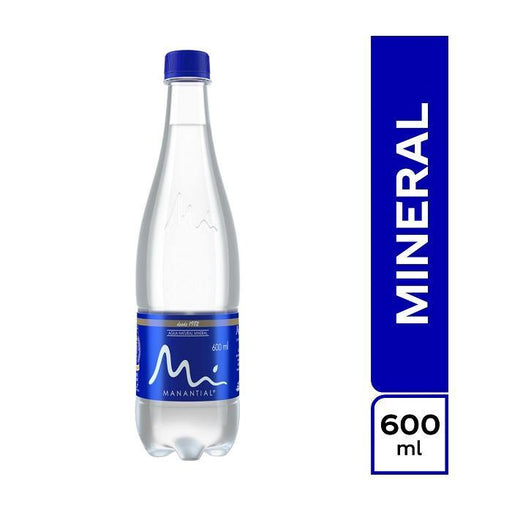 Agua Manantial X 600 ML - Coffee & Jesus