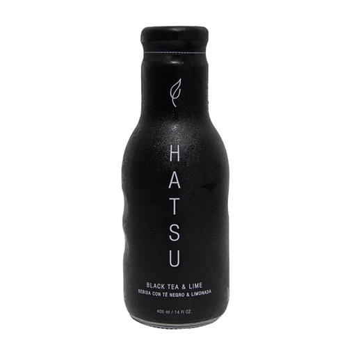 HATSU BLACK TEA & LIME - Coffee & Jesus