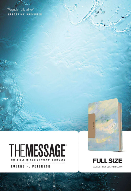 The message full size - Eugene H. Peterson - Coffee & Jesus