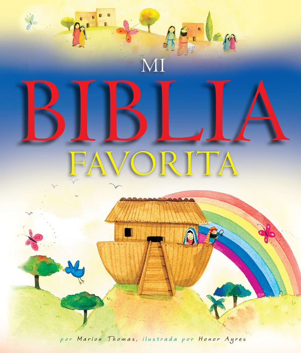 Mi Biblia favorita - Honor Ayres - Coffee & Jesus