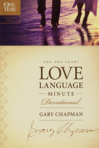The one year love language minute devotional - Gary D. Chapman - Coffee & Jesus