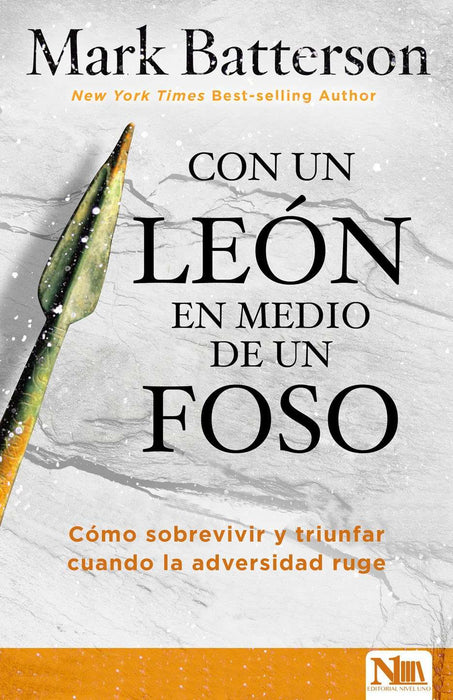 Con un león en medio del foso - Mark Batterson - Coffee & Jesus