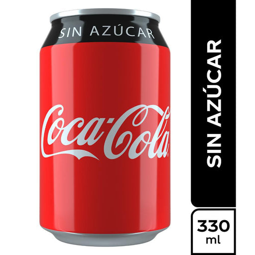 Coca Cola Zero Lata X 330 ML - Coffee & Jesus