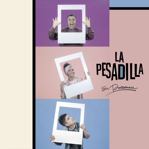 La Pesadilla - Su Presencia - AUDIO DIGITAL - Coffee & Jesus