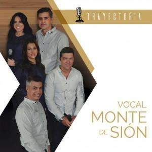 CD Funda Trayectoria - Vocal Monte de Sión - Coffee & Jesus