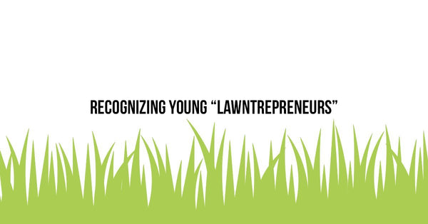 "Recognizing Young ""Lawntrepreneurs"""