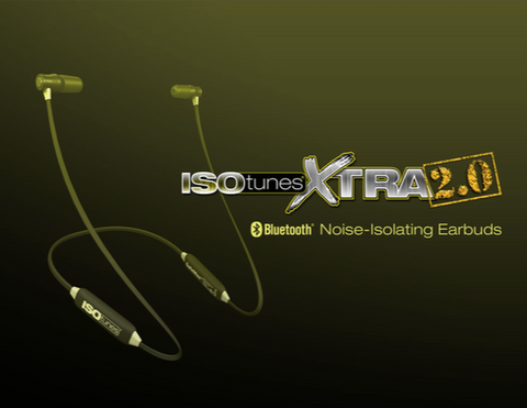 ISOtunes XTRA 2.0 Product Manual