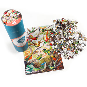 Hummingbird Heaven - 1000 Piece Puzzle