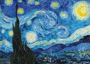 Starry Night - 1000 Piece Puzzle